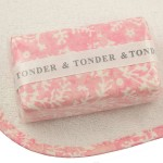 Pink English Soap Wrapped