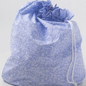 Cotton Lavender Laundry Bag
